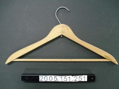 Clothes Hanger: Wood