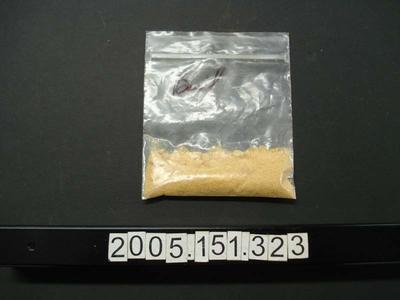 Bag: Garlic powder
