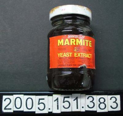 Sanitarium Marmite: Yeast Extract