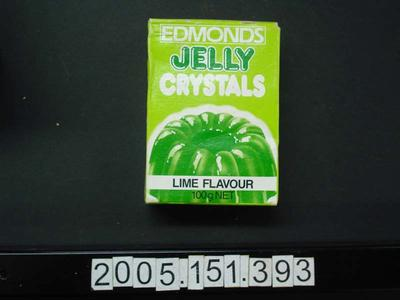 Box: Edmonds Lime Jelly