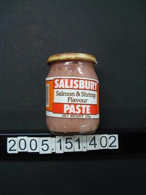 Sandwich paste