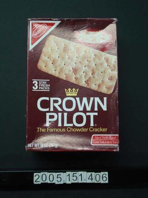Box: Chowder Crackers