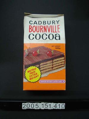 Box: Cocoa