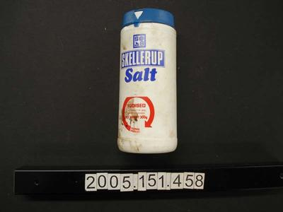 Container: Skellerup Iodised Salt