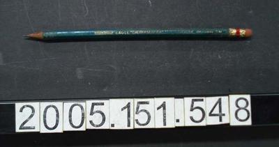 Eagle brand pencil