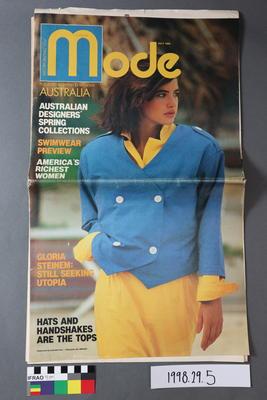 Magazine: Mode