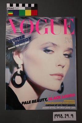 Magazine: Vogue Australia