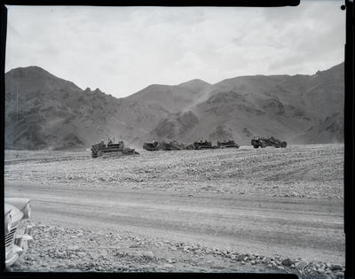 Film Negative: International Harvester Company Numbers 925 - 939, machines at Benmore
