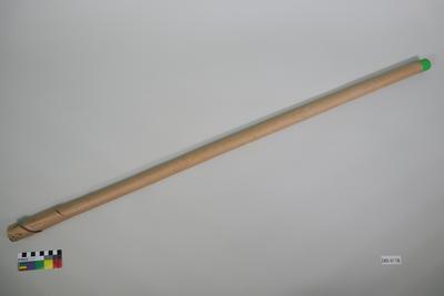 Glass sample tube cardboard tube