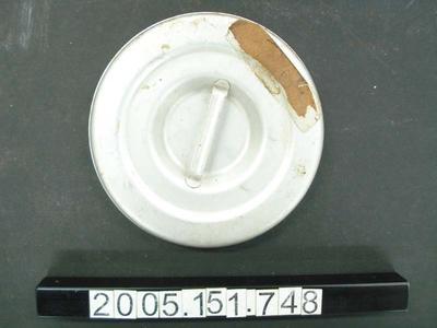 Pot Lid: Aluminium