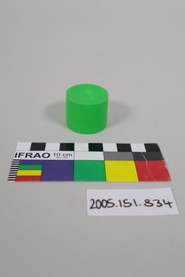 End cap for tube cardboard tube for sample tube