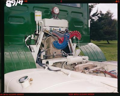 Film Negative: International Harvester Company: Seddon Truck