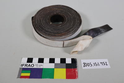 Rubber sealant tape
