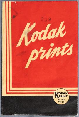 Envelope: Kodak