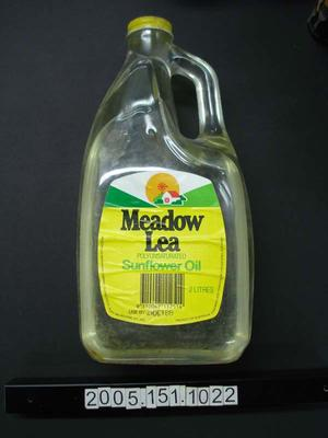 Meadow Lea sunflower oil