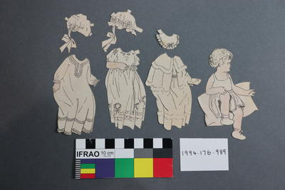 Paper Doll Set: Baby