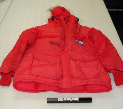 Extreme Cold Weather (ECW) Jacket