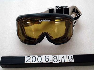 Goggles: Yellow Tinted
