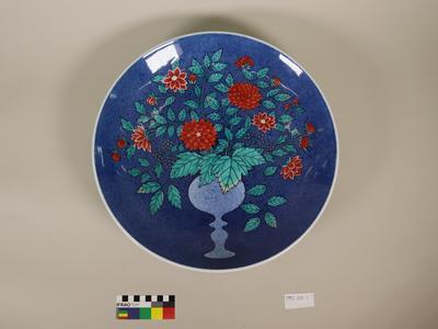 Dish: Arita porcelain