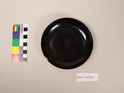 Plate, wood