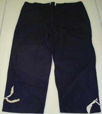 Windproof over trousers