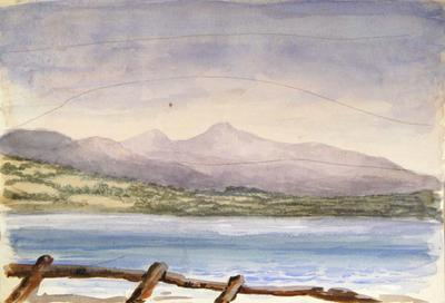 Painting: The Brecon Beacons