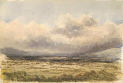 Painting: View from Hill Top