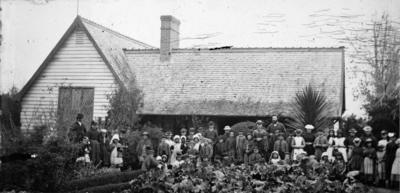 Photograph: Riccarton School