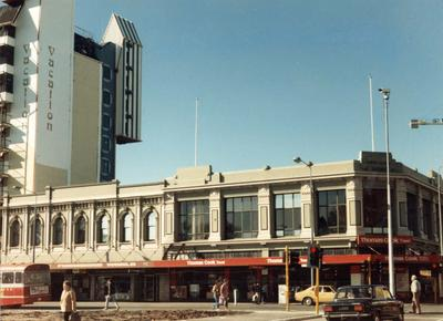 Photographic Negative: Union Centre Building, Victoria Square, 1985
