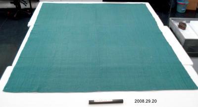 Blanket: Green