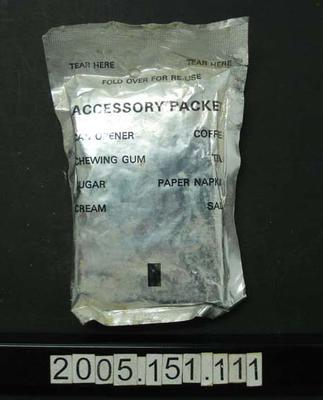 Personal Accessory Pack