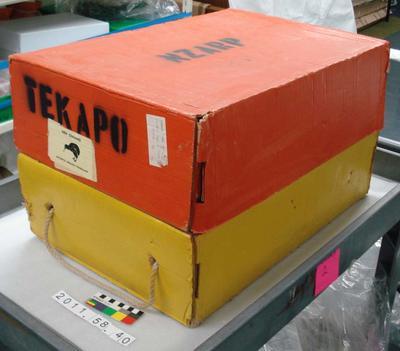 Equipment Box: Tekapo