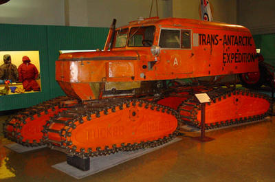 Sno-Cat: Antarctic; Circa 1954; 1971.53.1