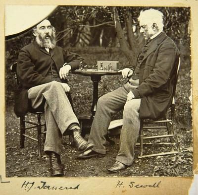 Photograph: H J Tancred and H Sewell