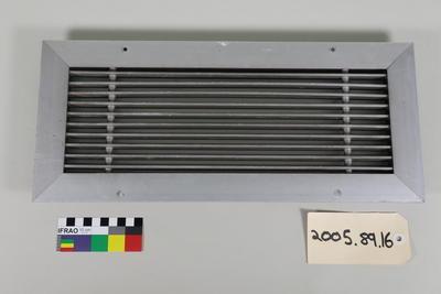 Ventilation grill
