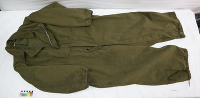 US Navy insulated overalls