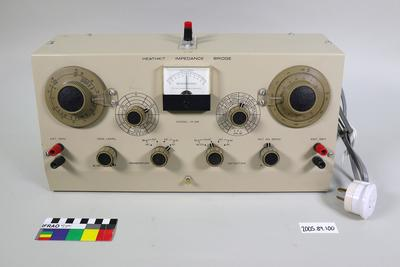 Electronic test instrument