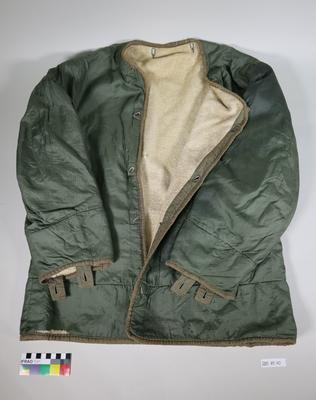 US Navy liner for ECW jacket