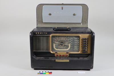 Zenith Broadcast Radio
