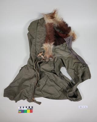 Hood: Fur Trimmed