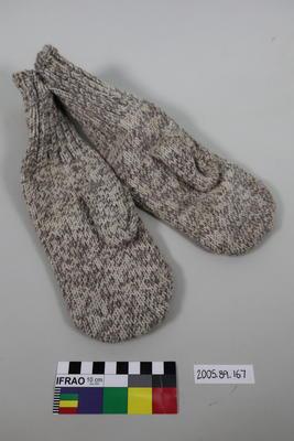 Mittens: Woollen