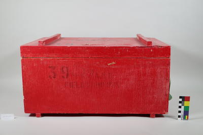 New Zealand Antarctic Research Programme (NZARP) field food box