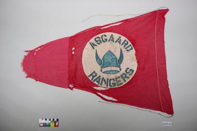 ASGAARD Rangers flag