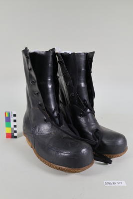 Pair boots