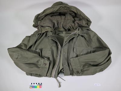 Jacket: Green