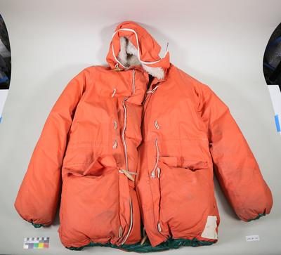 Outer ECW jacket