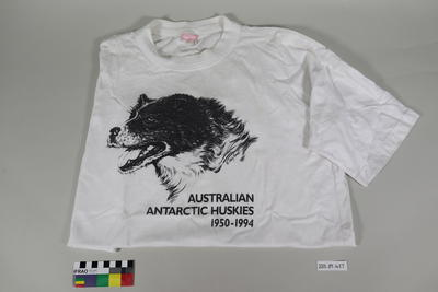 T-Shirt: Australia Antarctic Huskies