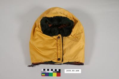 Hood from ECW jacket