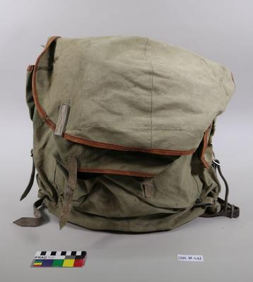 Backpack: Canvas