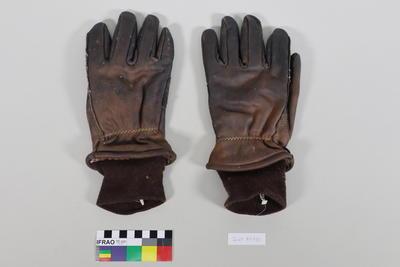 Gloves - CIROS drilling rig